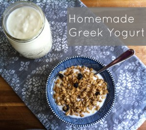 Homemade Greek Yogurt (pin)